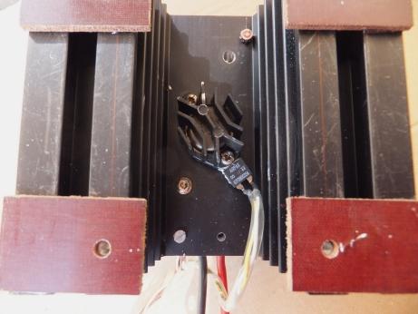 Progetti carico elettronico 100 200w for Specchio adesivo brico