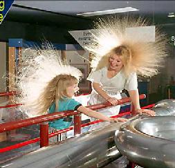 elettricita statica